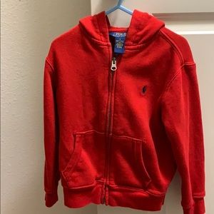 Polo by Ralph Lauren toddler hoodie